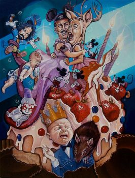 'Eat Me' by davidmacdowell