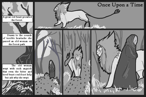 TBOS: Once Upon a Time 3 by Weavrrcat