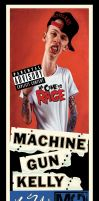 Machine Gun Kelly by Bigboithomas84