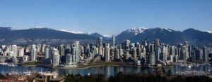 Vancouver Panoramic by CoFFeeZomBee