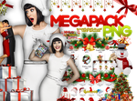 Pngs Navidad Megapack. by Graphic-Light