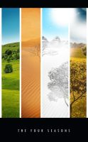 THE FOUR SEASONS by mawanmalvin