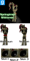 SpringtrapShimmer download by MrTermi988