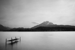 Lake of Lucerne by Osiris81