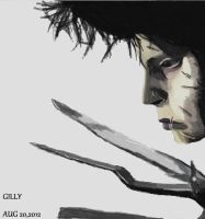 Edward Scissorhands by gilly15