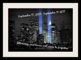 September 11, 2001 Tribute by Guitarrox5138
