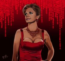 Pam - The Vampire Diva by PowlaM
