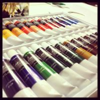 New Paint tubes by PenNameBree-Z