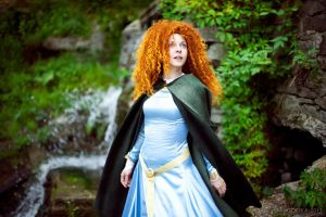Merida, princess of Scotland by shua-cosplay