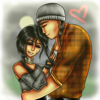 Loving you by iScorpion-Ermac-Girl