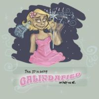 Galinda redecorates.. by Prydester