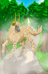 Dualhorn, Forest Guardian by wr0