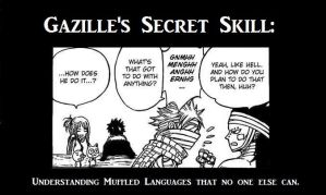 Gazille's Secret Skill Chap by shadowtigerkitten
