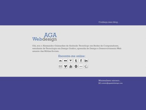 Layout AGA by agawebdesign