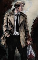 Constantine. by MarcLaming