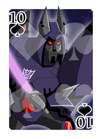 10 of Spades Cyclonus by Shioji-san