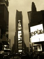 Times Sq. XXIV by CaptRhodes