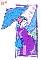Original: Geisha by Risachantag