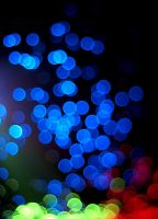 Christmas stock bokeh by ilNeofita