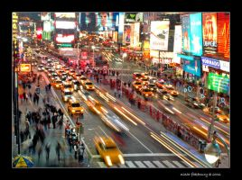 taste of times square by naz1