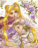Princess Serenity by sypri