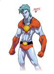 I AM CAPTAIN PLANET by theCHAMBA