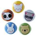 Awwww-dorable Animals Pin Set by pixelgirlpresents