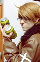 [APH] America - Do you like beer? by mariasachan