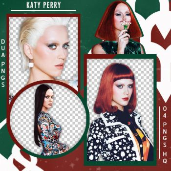 PACK PNG 400 // KATY PERRY by DUA-PNGS