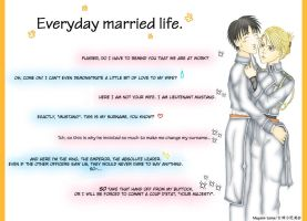 Everyday married life. by Megami-tama