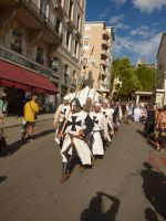 Teutonic Order soldiers for Arne Cooper birthday by A1Z2E3R