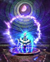 Mighty No.3 - Fully Charged Electric Maiden by JewelMaiden