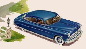 age of chrome and fins : 1951 Hudson by Peterhoff3