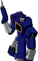 Soundwave by mmcfacialhair