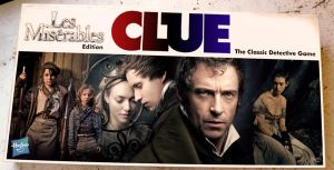 Clue: Les Miserables by Raphael2054