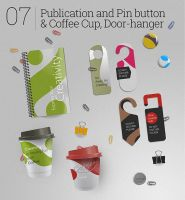 07 Publication and pin  Cup by aktivision2015