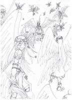 Valkyries's Meeting by LonelyKnight
