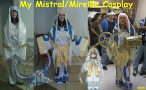 Mistral Mireille Cosplay by Riicreations
