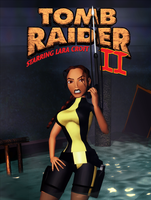 Tomb Raider Classics - TR2 Unofficial Poster by TombRaider-Survivor