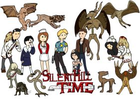 Silent hill time! by thelimeofdoom