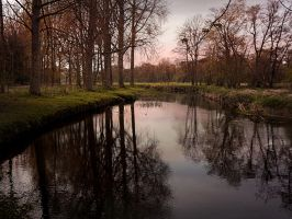 Spring Patterns the Evening Call by DanielBrooksLaurent