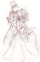 Victorian Lovers by ARTCesS
