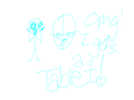 tablet by mandymini