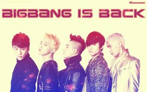 Big Bang Comeback Wallpaper1 by XxDark-ValentinexX