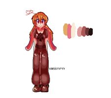 New Pixel Mariona by karsisMF97