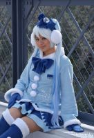 Snow Miku 2012 - Beautiful Day by akarimichelle