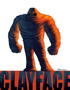 clayface by mikeorion22