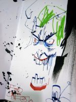 The Joker by JimMahfood-FoodOne