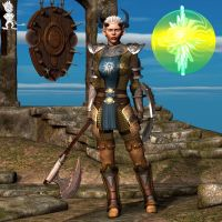 Herald of Andraste by Chup-at-Cabra