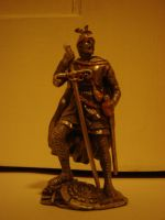 William Wallace Figurine 01 by presterjohn1